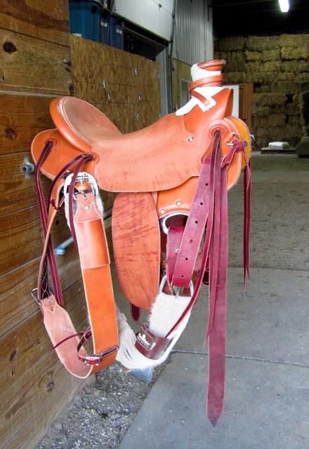 The Great Saddle Saga of 2013 (aka: two McCalls for sale) | Amateur